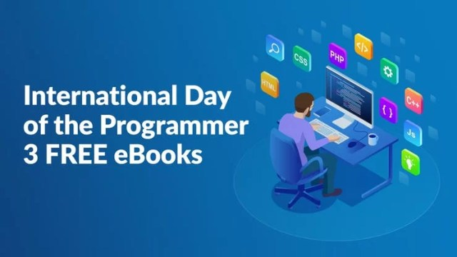 International Day of the Programmer Free eBook Bundle 1