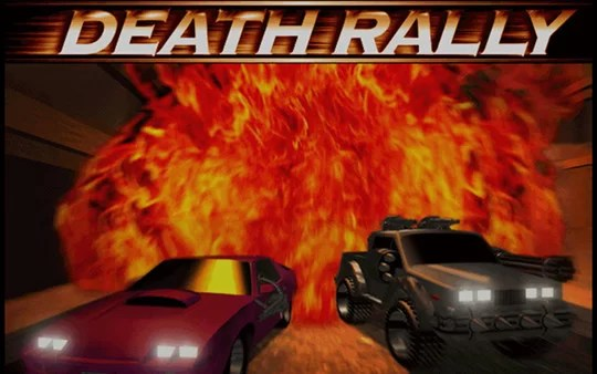 Death Rally Classic is now FREE on Steam
