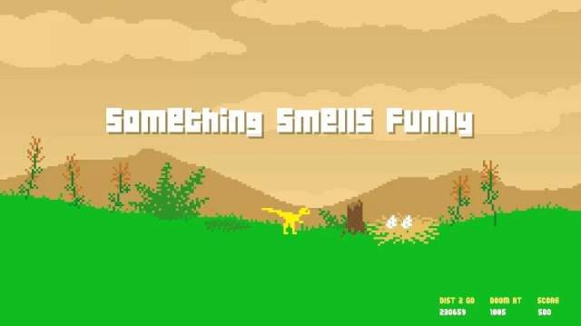 Free Game: Dino Run Marathon of Doom is free on IndieGala