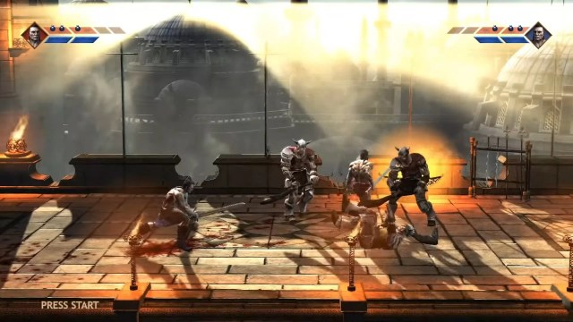 Golden Axed: A Cancelled Prototype is free on Steam