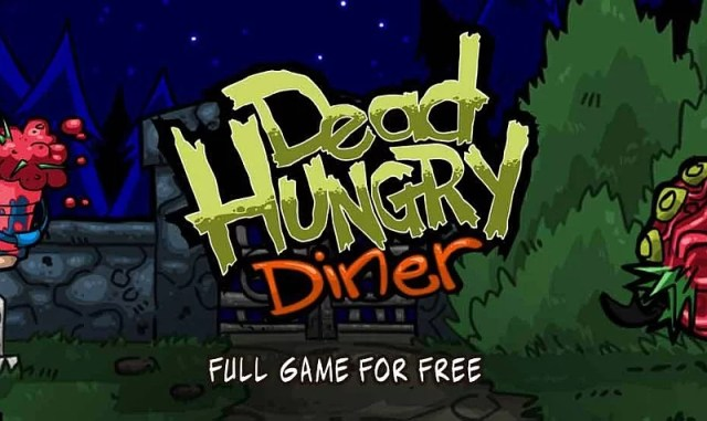 Get Dead Hungry Diner for free at IndieGala