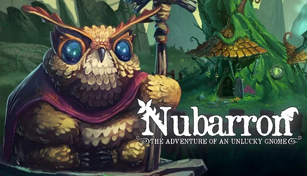 """Get """"Nubarron: The adventure of an unlucky gnome"""" free on Steam for a limited time"""