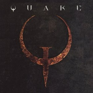 Quake original cover art