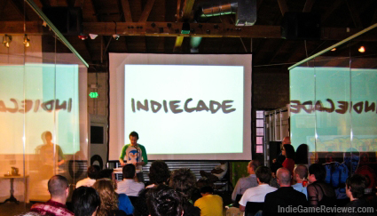 IndieCade Opening Day - Microtalks