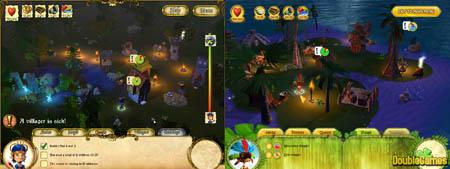 King's Legacy/Shaman Odyssey comparison shot 3