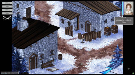 Winter Voices Screenshot 2