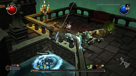 Torchlight for XBOX screenshot