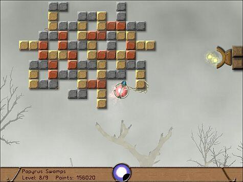 Bennu game screenshot2 - this level will drive you mad