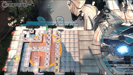 Sanctum - screenshot