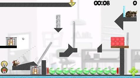 Hamster: Attack! game for Android screenshot1