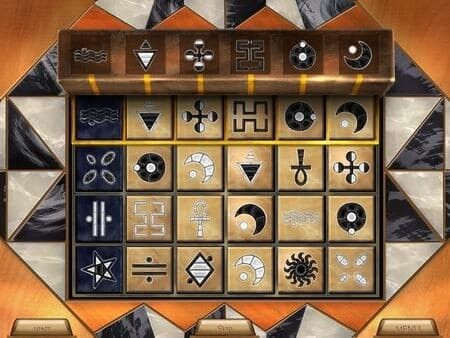clockwork man puzzle screenshot