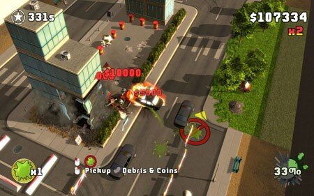 Demolition Inc Screenshot 1
