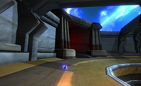 silas kart game  - large race track screenshot