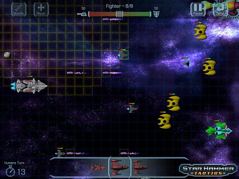 star hammer tactics - screenshot 3