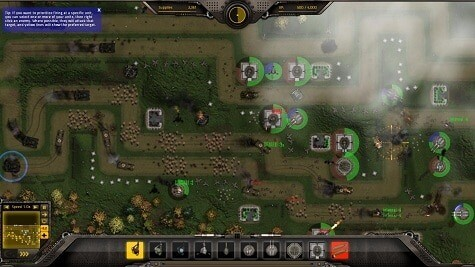 Gratuitous Tank Battles screenshot 1
