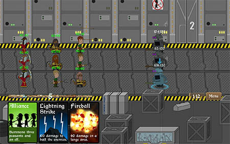 The Trouble with Robots Screenshot 4