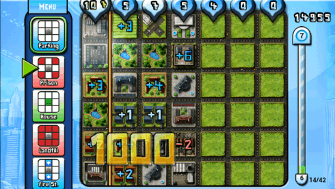 MegaCity Screenshot - power combo