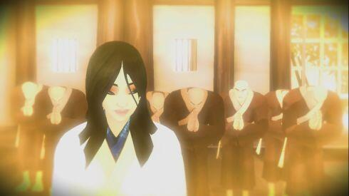 Karateka HD - cutscene of princess screenshot