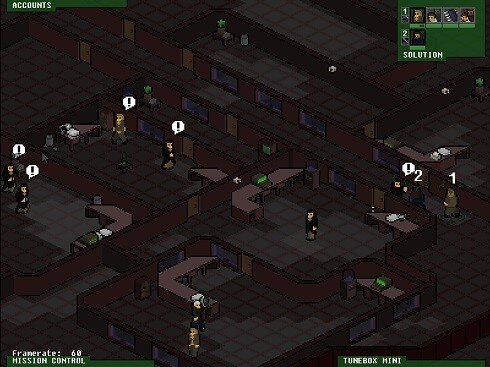 Black Annex Screenshot 1