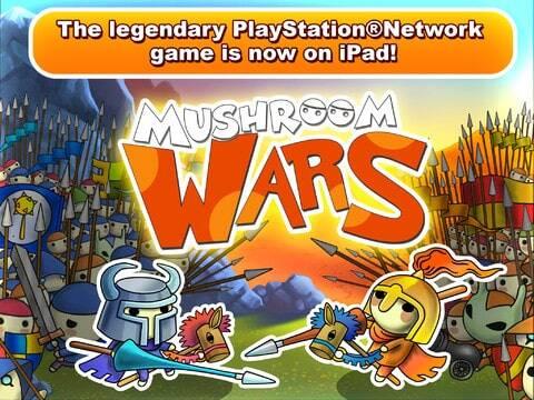 Mushroom Wars Image 1