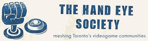 the hand eye society banner