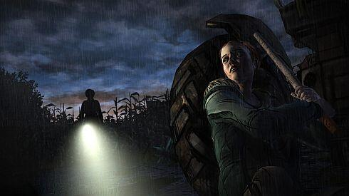The Walking Dead - 400 Days_cornfield