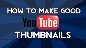 Thumbail Youtube