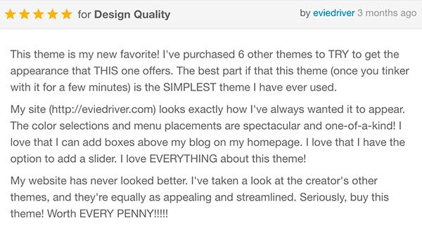 Odyssey - Personal WordPress Blog Theme - 5