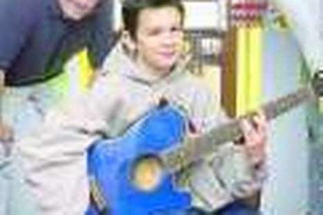 Matt Healy in 2002