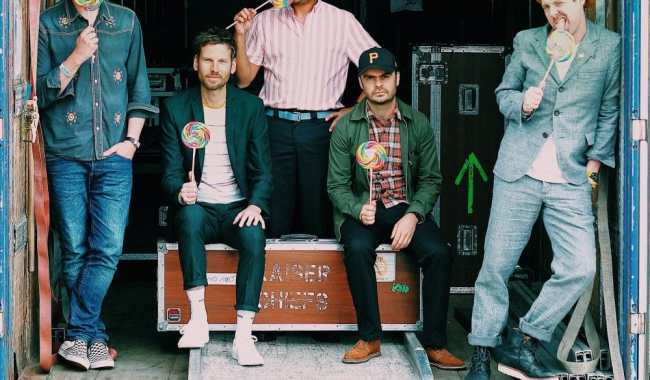 Win tickets to see the Kaiser Chiefs