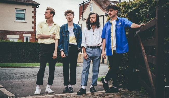 Marsicans share new single 'Suburbs'
