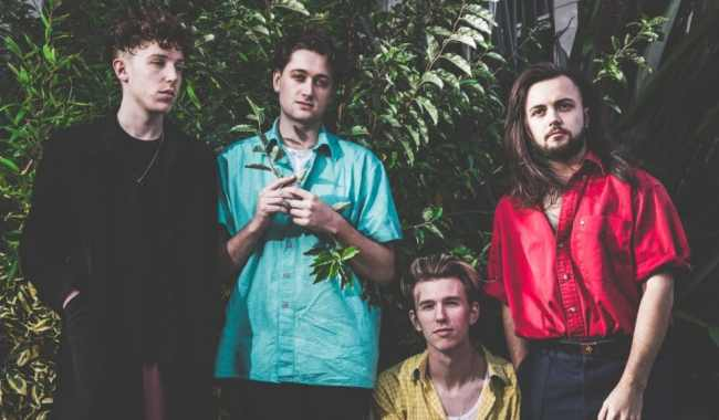 Marsicans unveil single 'Throw Ourselves In'