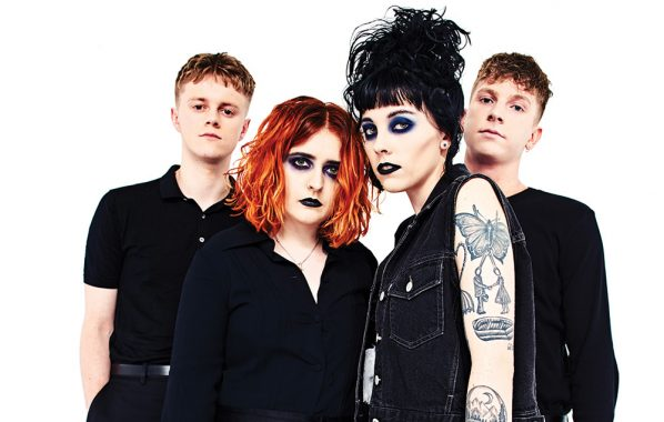 Pale Waves Dean Chalkley press shot 2018
