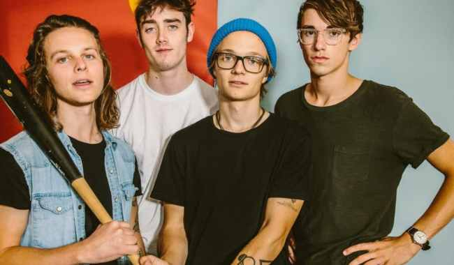 Hippo Campus share acoustic video, UK + EU dates