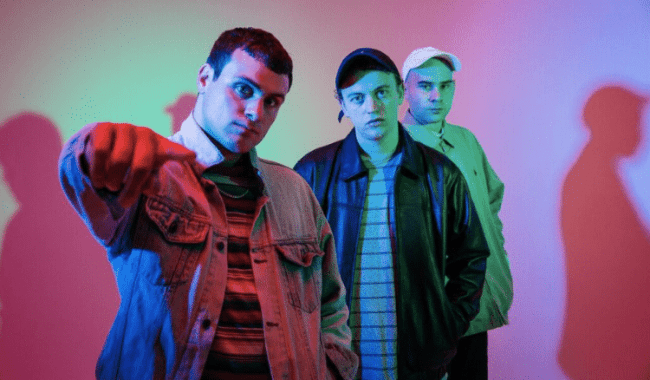 DMA's release their first ever music video for 'Play It Out'