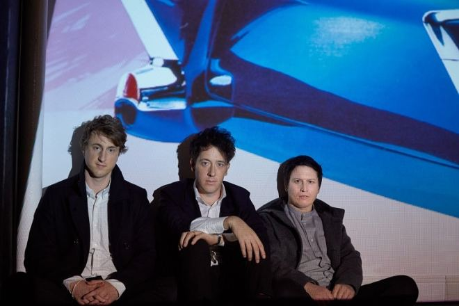 The Wombats by Tom Oxley