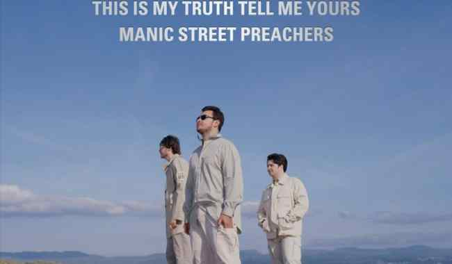 manic street preacher this is my truth tell me yours album artwork