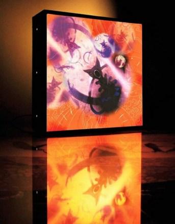 Lino Di Vinci - Light box Invaders