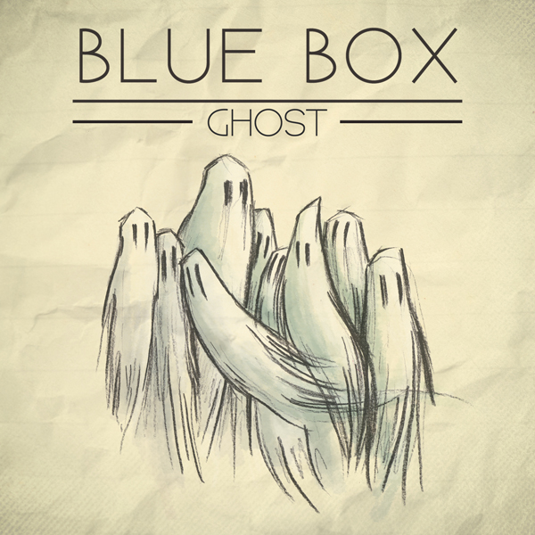 blue box ghost