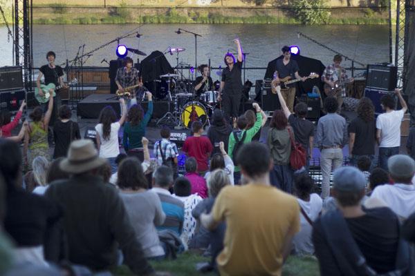 La Jambe de Frida - Tempo Rives 2012