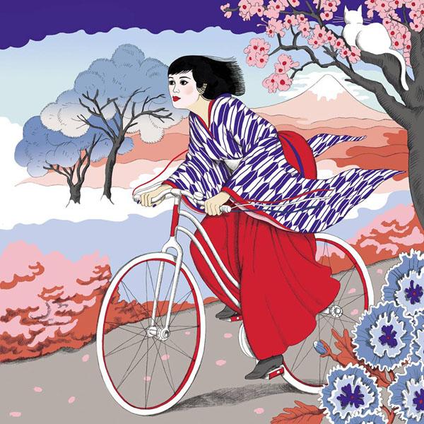 Kumisolo - La femme japonaise