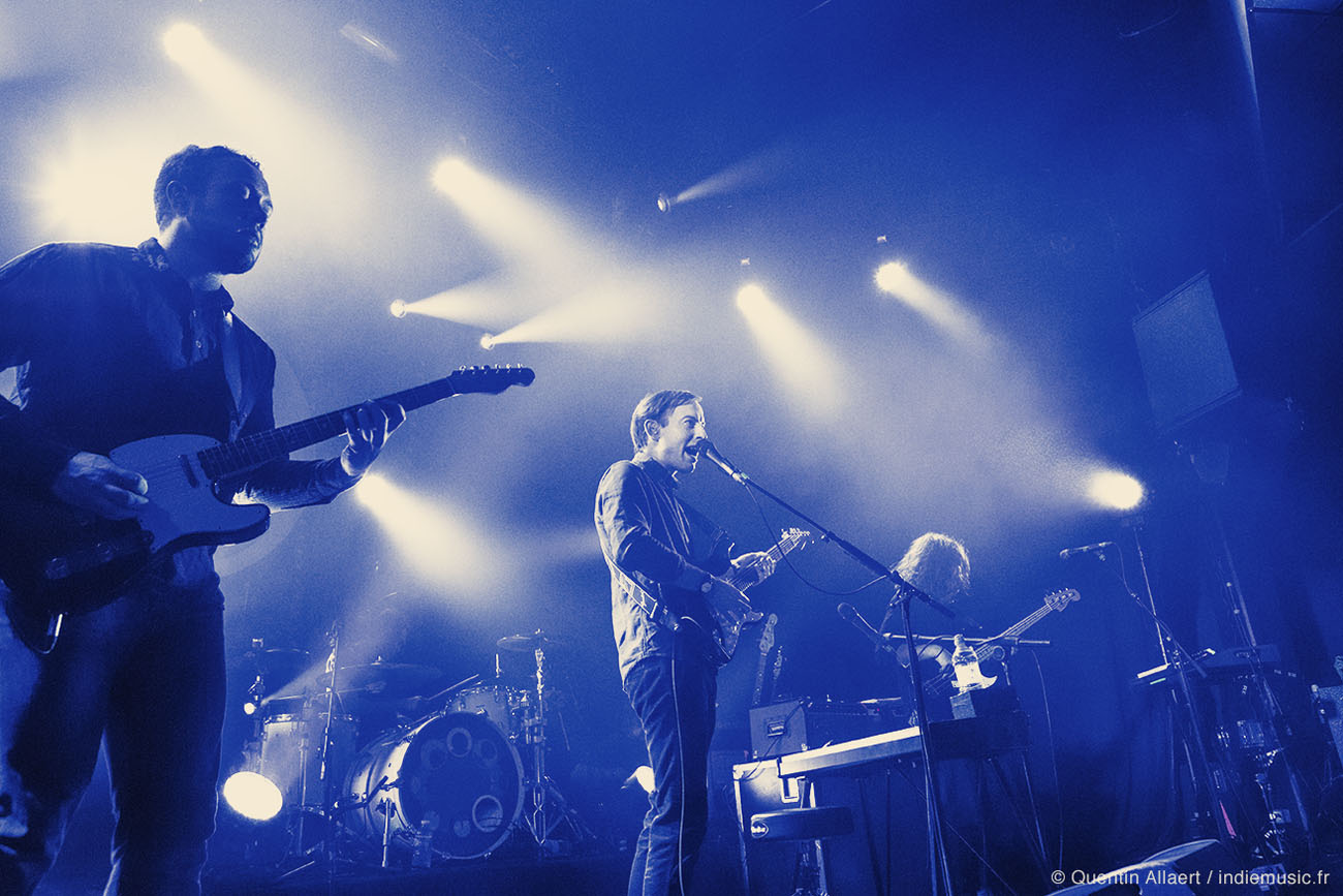 Bombay Bicycle Club © Quentin Allaert