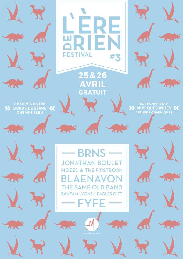 Festival l'Ère de Rien - 3e édition