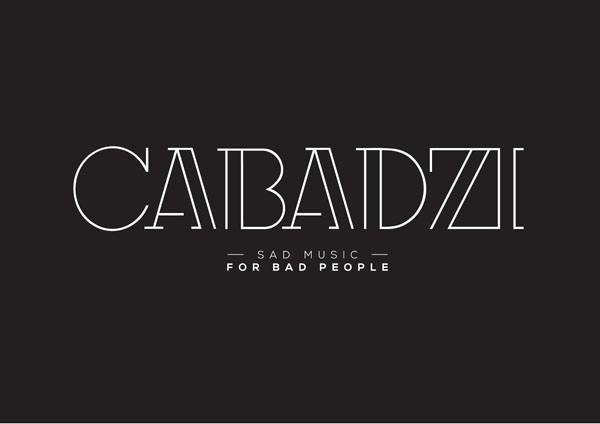 Cabadzi - Sad music for bad people
