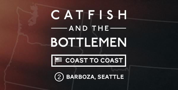 Catfish Coast to Coast - Seattle