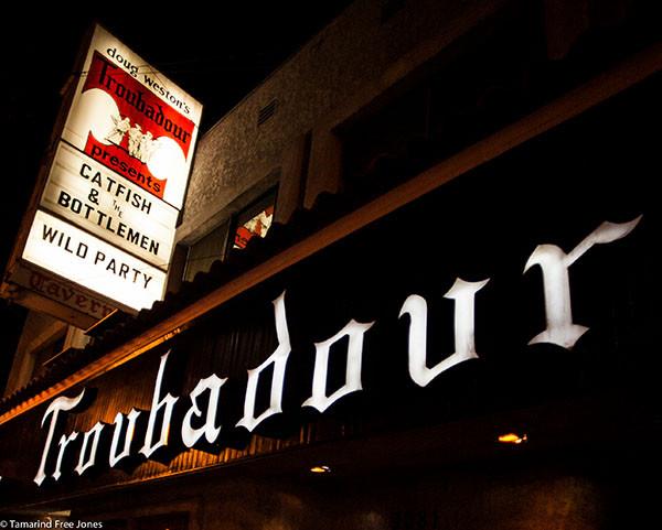 The Troubadour par Tamarind Free Jones