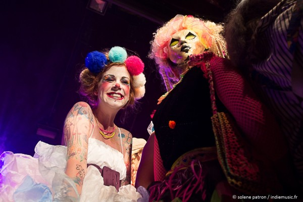 Clowns par Solène Patron