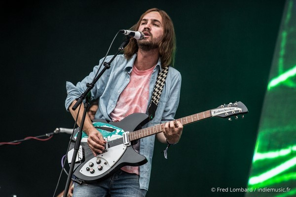 Tame Impala par Fred Lombard