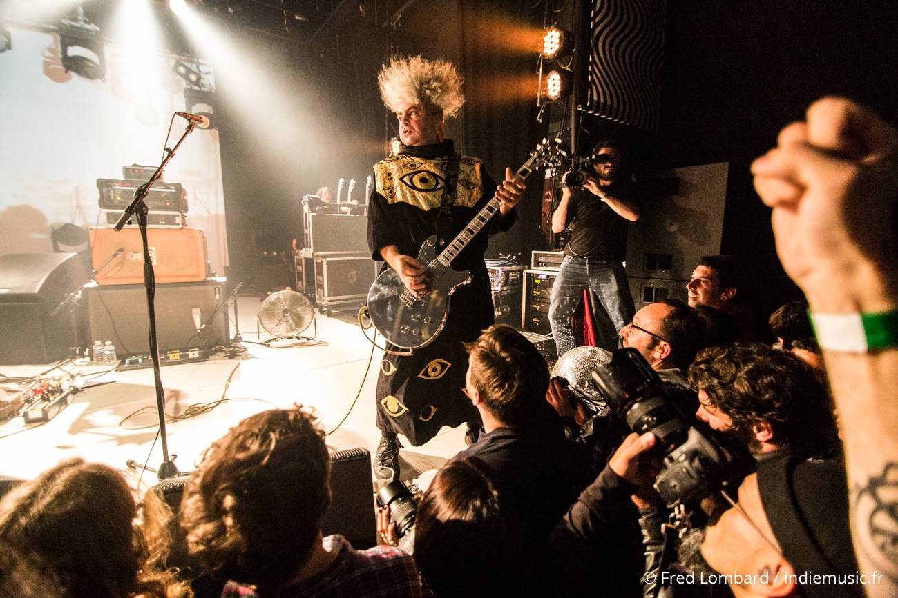 Melvins © Fred Lombard
