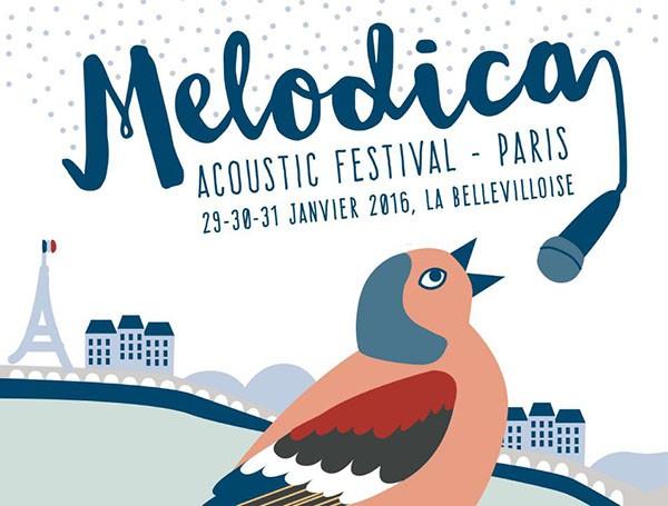Melodica Festival Paris 2016